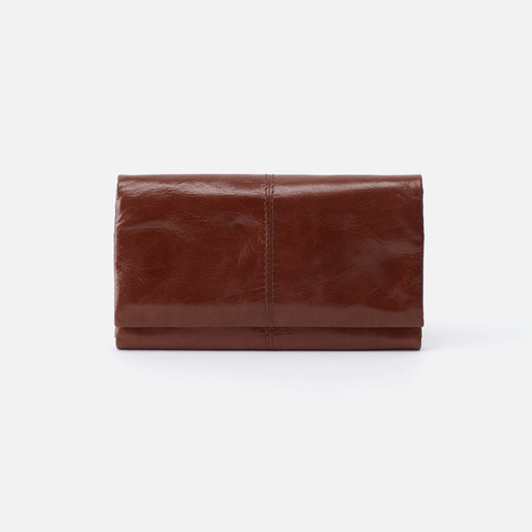 Keen Brown Leather Wallet