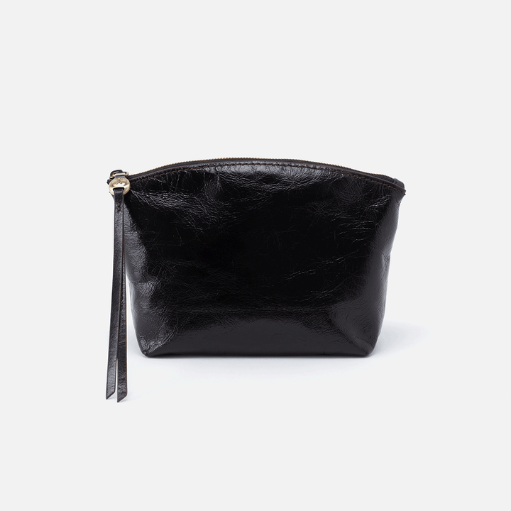 Keep Black Leather Pouch