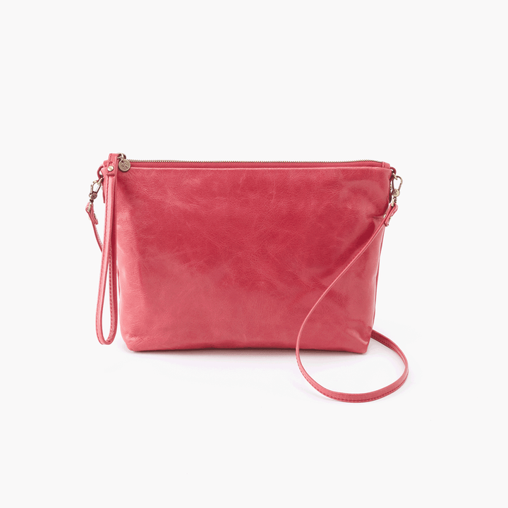 Kori Pink Leather Small Crossbody