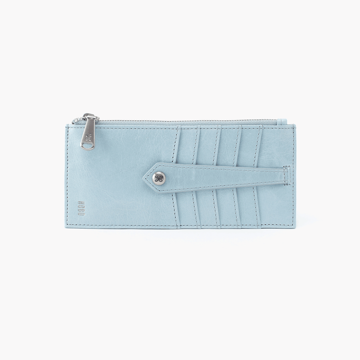 Whisper Blue Linn Card Case  Hobo