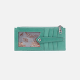 Seafoam Linn Card Case  Hobo