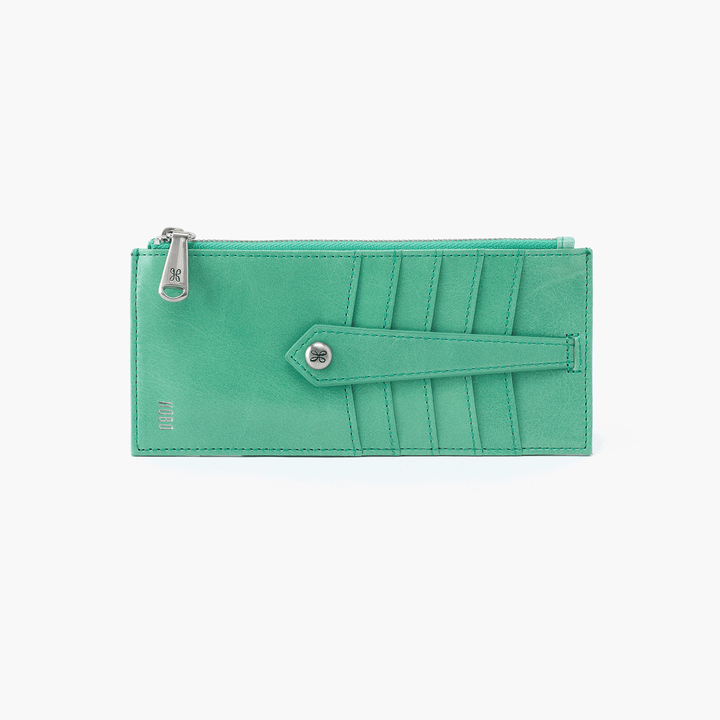 Mint Linn Card Case  Hobo