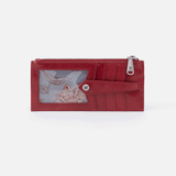 Logan Berry Linn Card Case  Hobo