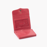 Luck Pink Leather Wallet
