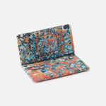 Lumen Summertime Abstract Leather Wallet