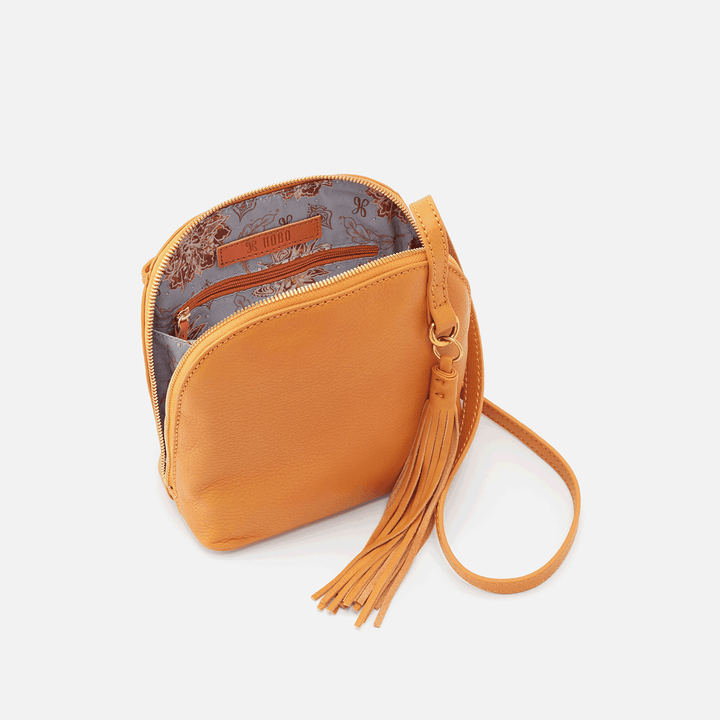 Nash Butterscotch Leather Crossbody