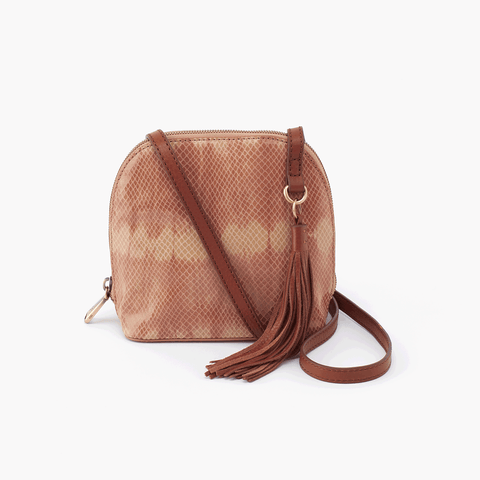 Nash Print Leather Small Crossbody
