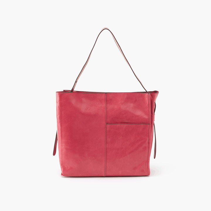 Park Pink Leather Shoulder Bag