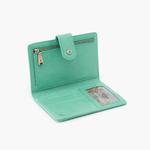 Pax Mint Vintage Leather Passport Wallet