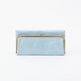 Whisper Blue Rachel Continental Wallet  Hobo