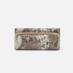 Rachel Print Leather Wallet