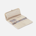 Rachel Sandshell Leather Wallet