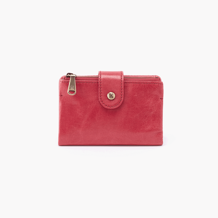 Ray Pink Leather Wallet