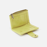 Ray Lemongrass Leather Wallet