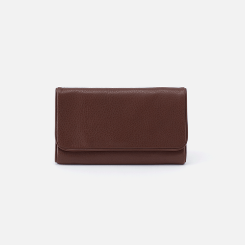 Reed Brown Leather Wallet