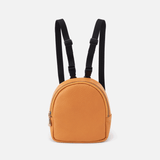 Rover Butterscotch Leather Dog Backpack