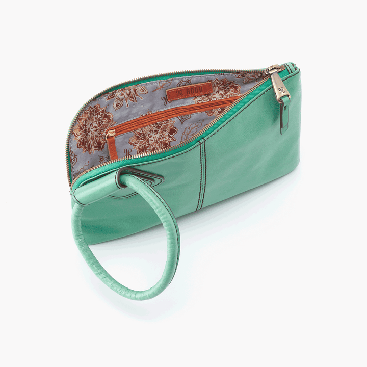 Mint Sable Wristlet  Hobo