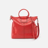 Sheila Rio Leather Crossbody