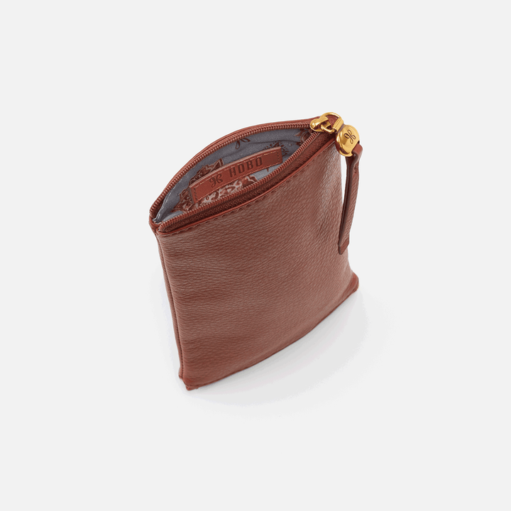 Spark Toffee Leather Glasses Case
