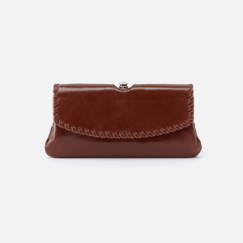 Spirit Brown Leather Wallet