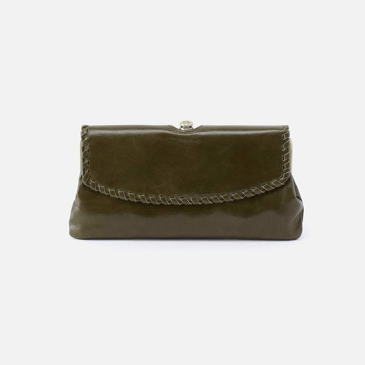 Spirit Green Leather Wallet