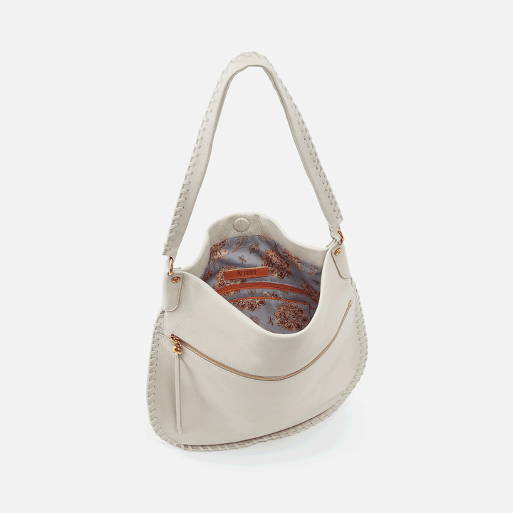 Tide Dew Leather Shoulder Bag