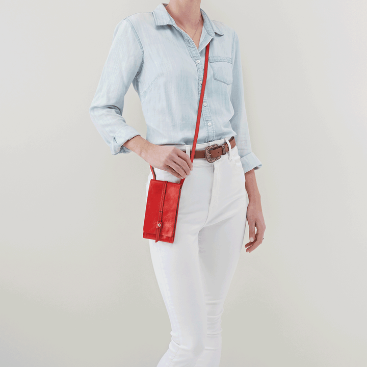 Token Rio Leather Crossbody