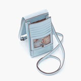 Token Blue Leather Small Crossbody