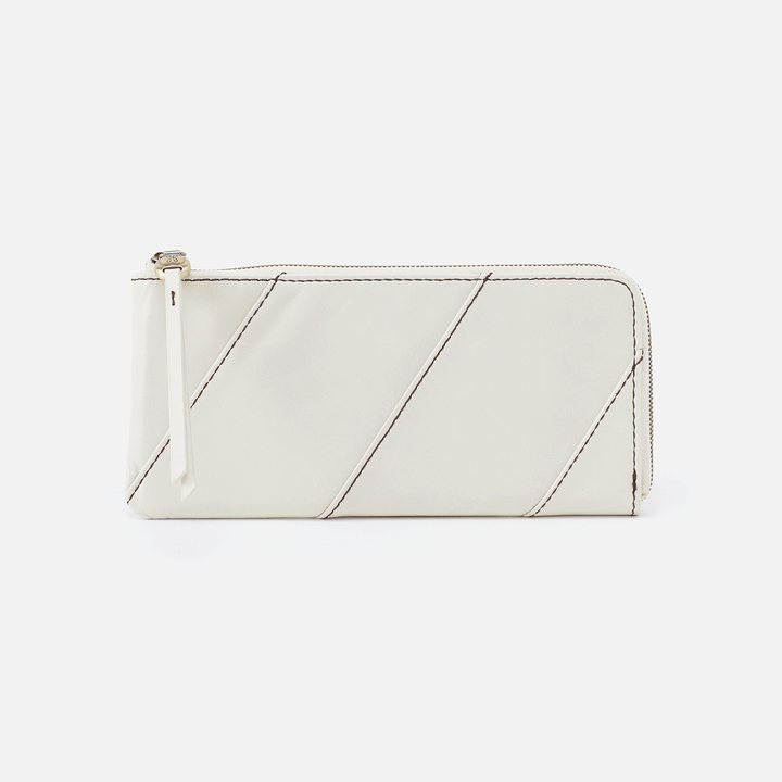 Verve Latte Leather Wallet