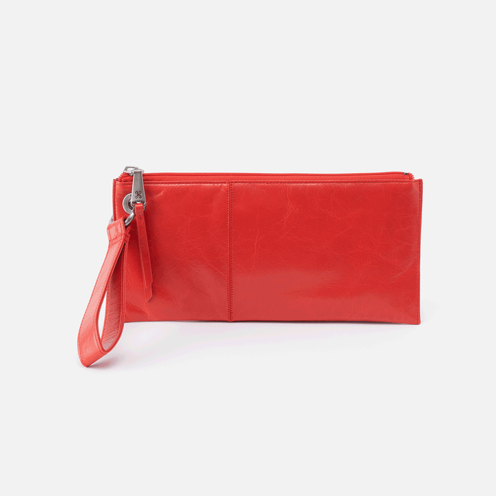 Vida Rio Leather Wristlet