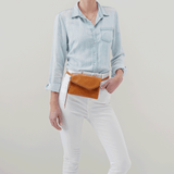 Wink Honey Leather Belt Bag