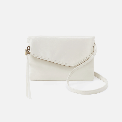 Wink Latte Leather Belt Bag