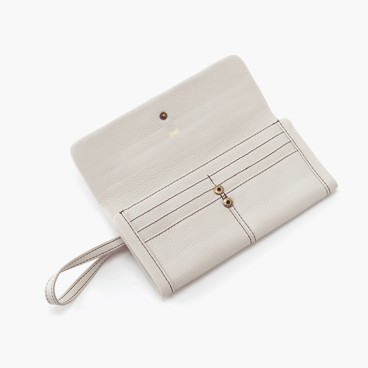 Dew Wonder Wallet  Hobo  Velvet Pebbled Leather