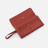 Sienna Wonder Wallet  Hobo  Velvet Pebbled Leather