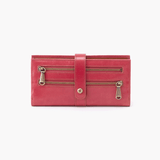 Zenith Pink Leather Large Wallet