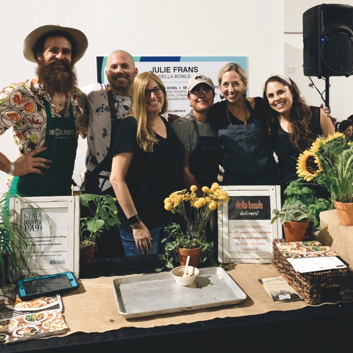 Serving Up Plant-based Goodness at Seed Food & Wine for the Fourth Year