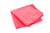 Streamline Red Microfiber Towel