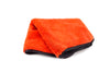 Streamline Black/Red Double-Sided Microfiber Drying Towel