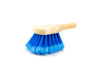Streamline Short Handle Blue Brush