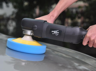 Rotary polisher kit