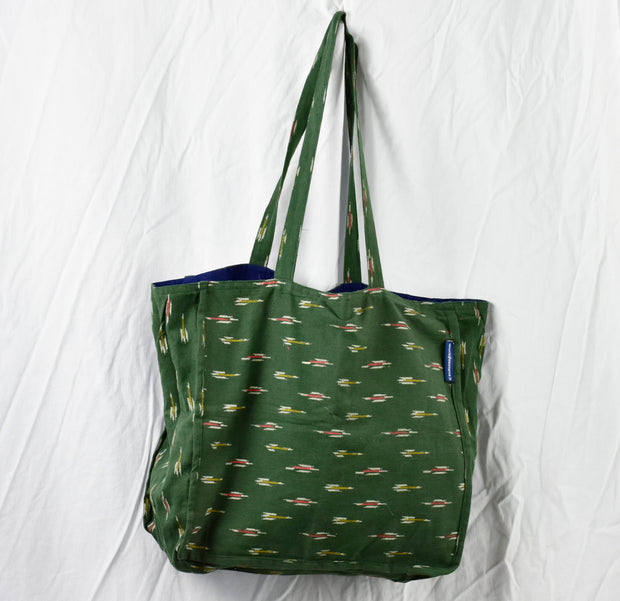 Six Pockets Tote Bag - XL - World For Good