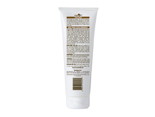 Total ReJAVAnation Coffee Scrub