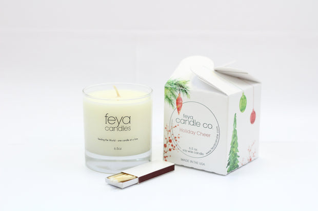 Holiday Cheer Candle by Feya