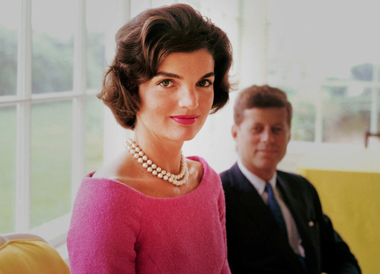 Jackie O -- Ripple Freedom Bracelet with Charm