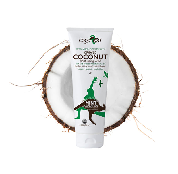 Mint Condition - Coconut Oil Moisturizer