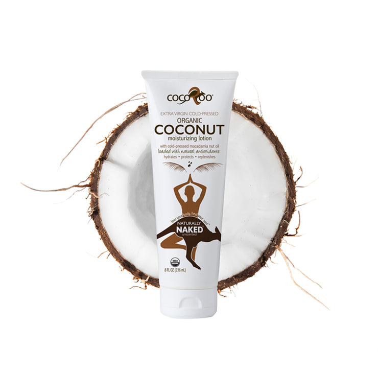 Naturally Naked - Coconut Oil Moisturizer