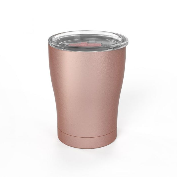 Tapered Tumbler + Sliding Lid