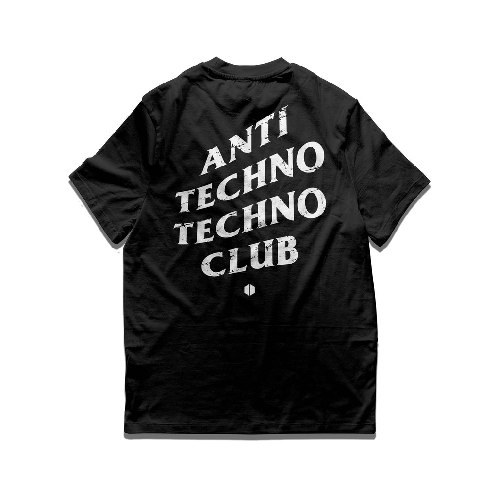 Anti Techno Techno Club | T-Shirt (Black, Navy, Green, Burgundy)