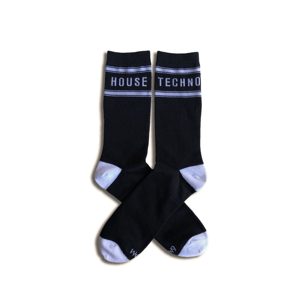HOUSE+TECHNO | Crew Socks