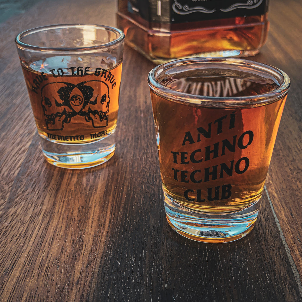 Anti Techno Techno Club | Shot Glass